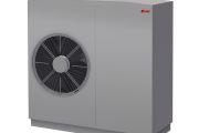 Chillers/warmtepompen
