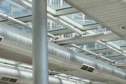 Grote range aan industriele kkanaalmodellen <140 kW. Horizontaal en verticaal, Inverter...