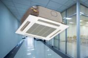 PAC-i serie single split DC-inverter tot 28 kW. Wand, cassette, vloer/plafond, satelliet, kanaal...